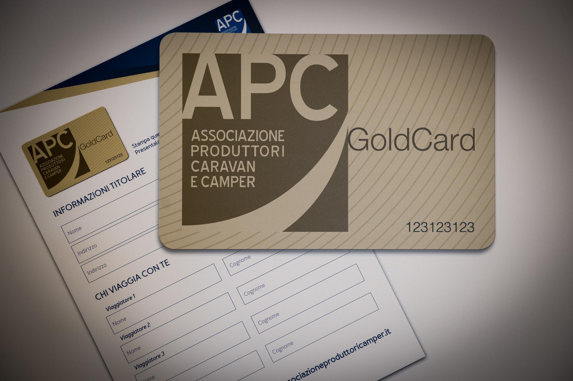 APC GOLD CARD