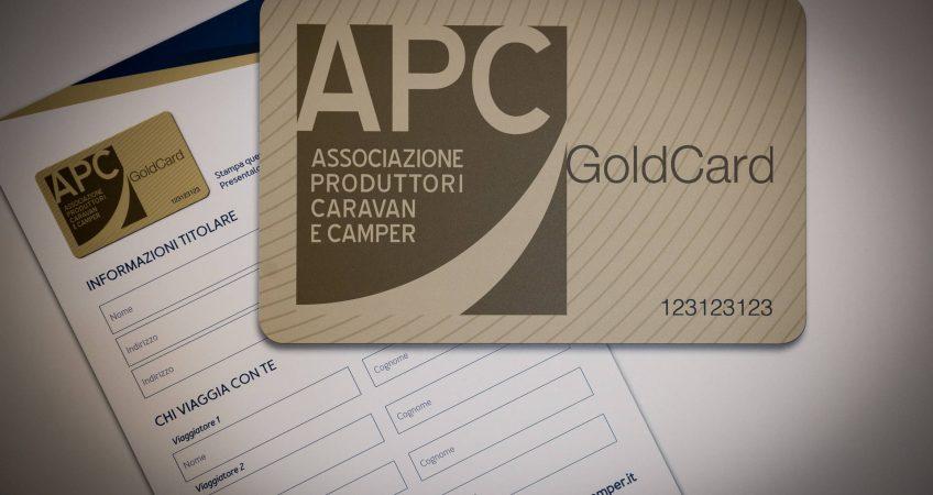 TERZA NOTIZIA_APC GOLD CARD