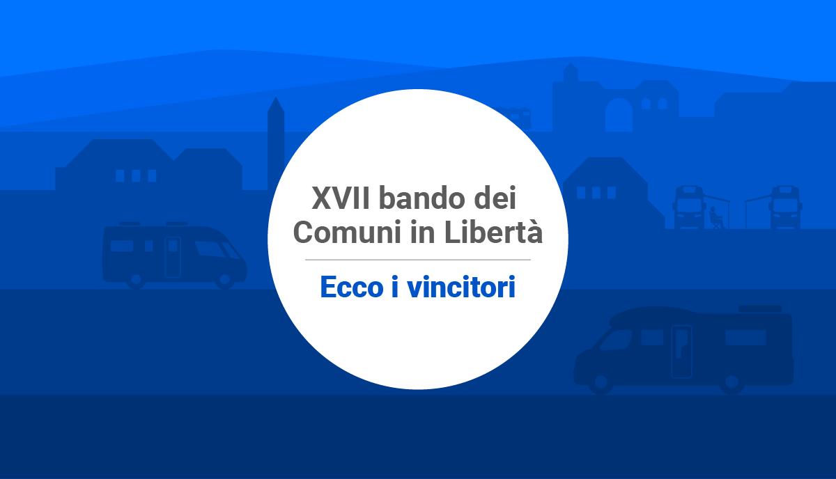 Bando comuni Turismo in Libertà