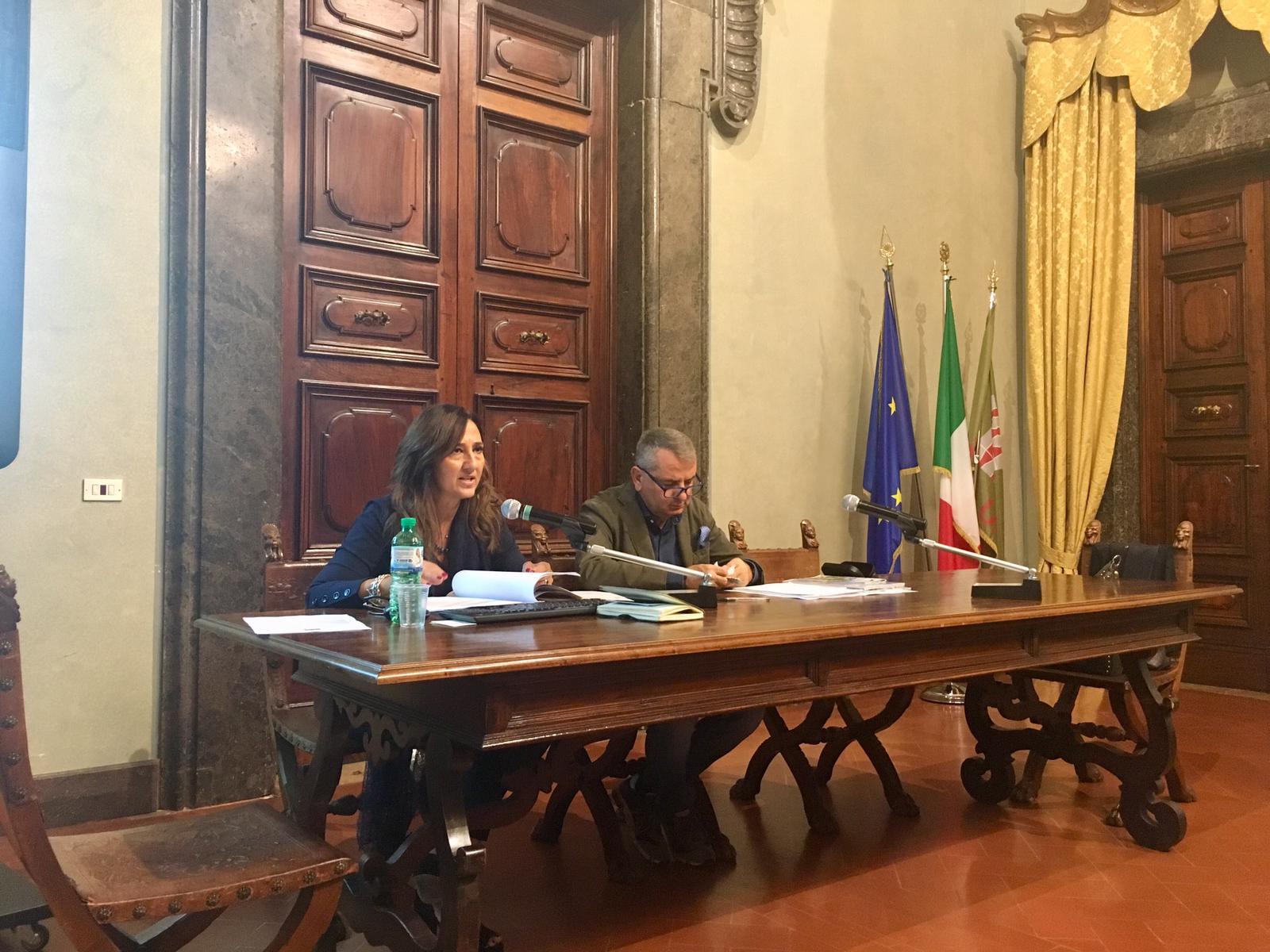 Francesca Tonini APC - Fabio Paparelli Regione Umbria