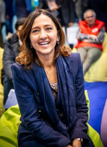 Francesca Tonini al Travel Outdoor Fest