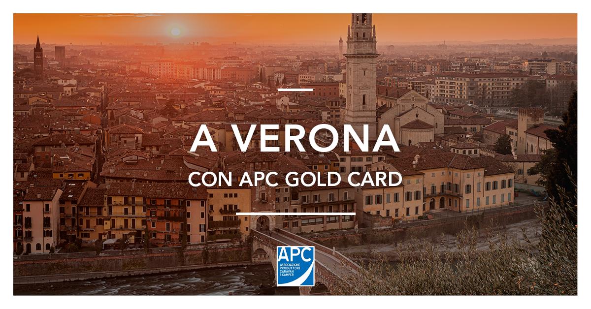 Gold Card APC a Verona