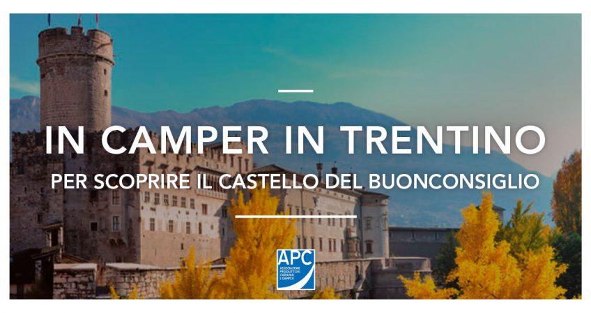 Castelli del Trentino in camper