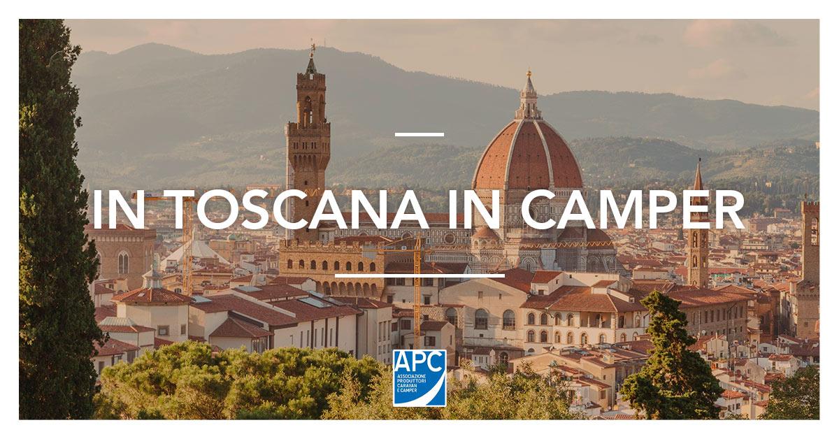 Tour della Toscana in camper