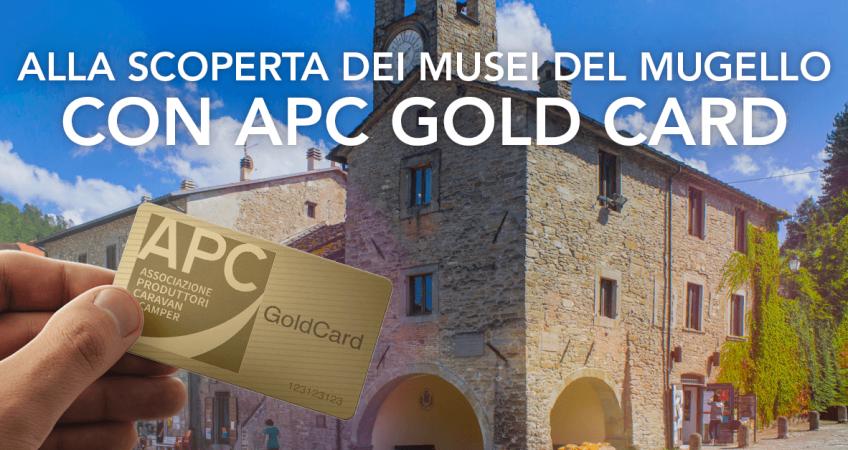Alla scoperta del mugello con APC Gold Card